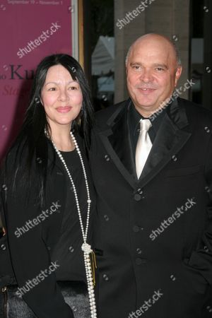 Anthony Minghella and wife Carolyn