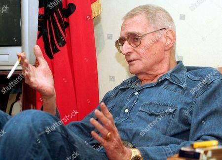 Editorial picture of Albania King Leka I Zogu, Tirana, Albania