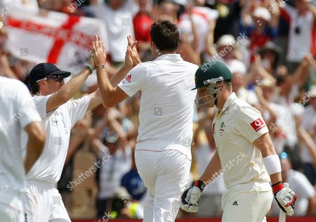 Editorial image of Australia England Ashes Cricket, Adelaide, Australia