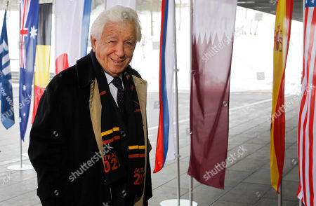 """Frank Lowy Football Federation Australia chairman Frank Lowy arrives for Australia's presentation at the FIFA headquarters in Zurich, Switzerland. Lowy has urged FIFA to wait until after an investigation into the 2022 World Cup bid process before making any decisions about shifting the dates for the event to avoid Qatar's searing summer heat. In an FFA statement, Lowy says FIFA should """"let the independent investigative process run its natural course and then, with those issues settled, make a clear-eyed assessment about rescheduling and its consequences"""