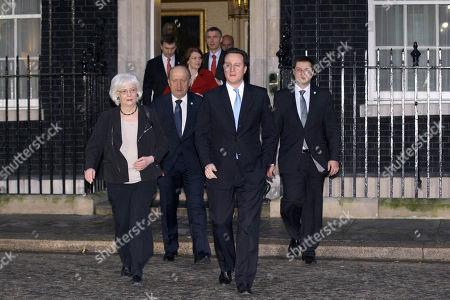 Editorial picture of Britain Nordic Baltic Summit, London, Gbr Xen