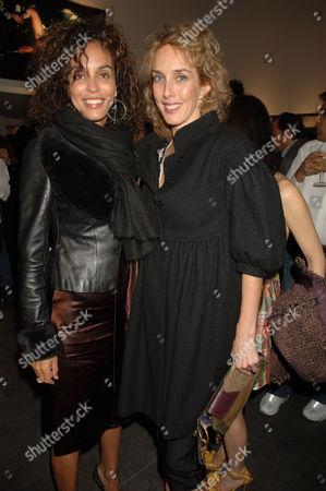 Janet Coliva and Sarah Woodhead