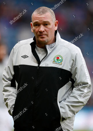 John Jensen New Blackburn assistant manager John Jensen looks on before the English Premier League soccer match against West Bromwich Albion at Ewood Park, Blackburn, England, . (AP Photo/Tim Hales) NO INTERNET/MOBILE USAGE WITHOUT FOOTBALL ASSOCIATION PREMIER LEAGUE (FAPL) LICENCE. CALL +44