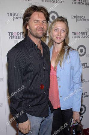 John Polson and Amanda Polson