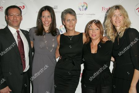 Editorial image of 'Day of Beauty' event for Mothers of Patients of Childrens Hospital Los Angeles, hosted by P3 Beauty and Forbeslife, Forbeslife Penthouse in Beverly Hills, Los Angeles, America - 26 Sep 2007