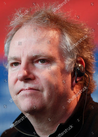 Guy Maddin Canadian director Guy Maddin member of the Internationale Jury of the 61st International Film Festival Berlinale attends a news conference at the opening day of the Berlinale in Berlin on