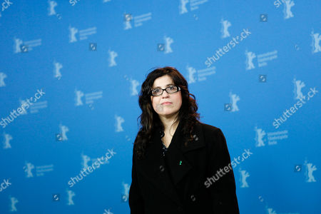 Paula Markovitch Director Paula Markovitch attends a photo-call about the movie El Premio (The Prize) during the International Film Festival Berlinale in Berlin on
