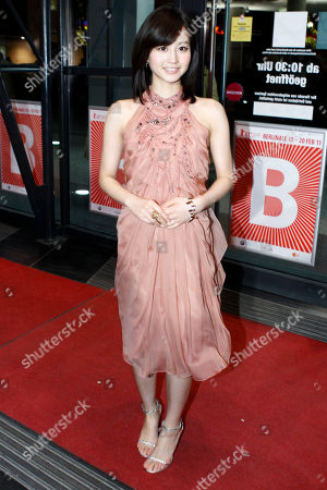 Maki Horikita Japanese actress Maki Horikita arrives for the screening of the movie Into The White Night at the International Film Festival Berlinale in Berlin on