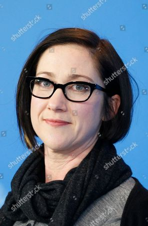 Stock Image of SJ Clarkson Director SJ Clarkson attends a photo-call for the movie Toast at the International Film Festival Berlinale in Berlin on