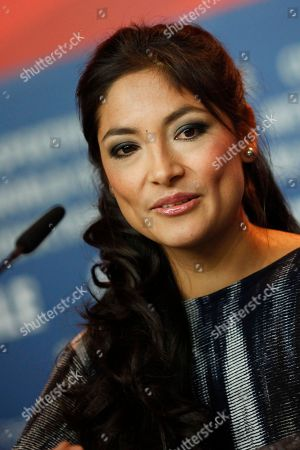 Magaly Solier Peruvian actress Magaly Solier attends a news conference about the movie Amador at the International Film Festival Berlinale in Berlin on