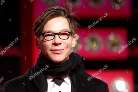 "Stock Photo of Steven Antin US director Steven Antin arrives for the premier of the movie ""Burlesque"" in Berlin, Germany"