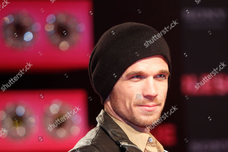 "Cam Gigandet US actor Cam Gigandet arrives for the premier of the movie ""Burlesque"" in Berlin, Germany"