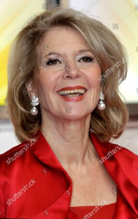 Christiane Hoerbiger German actress Christiane Hoerbiger arrives for the 46th Goldene Kamera (Golden Camera) media award gala in Berlin, Germany, . The German TV magazine HOERZU (listen) honors each year's best television achievements with the Golden Camera award