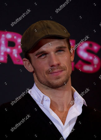 "Cam Gigandet Actor Cam Gigandet poses during a photo call for the movie ""Burlesque"" in Berlin, Germany"