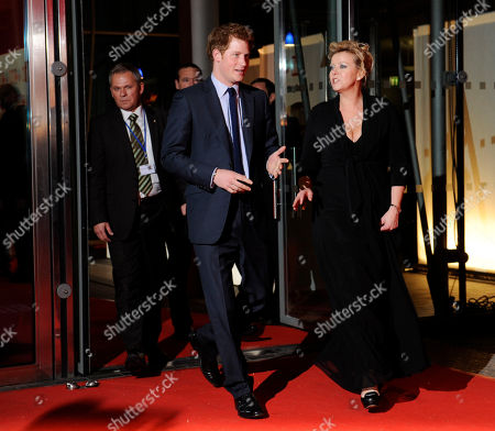 Editorial image of Germany Prince Harry, Berlin, Germany