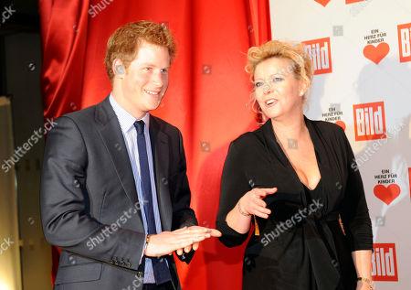 Editorial photo of Germany Prince Harry, Berlin, Germany