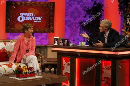 Helen Fraser 'Body Bag' from Bad Girls TV Series and Paul O'Grady