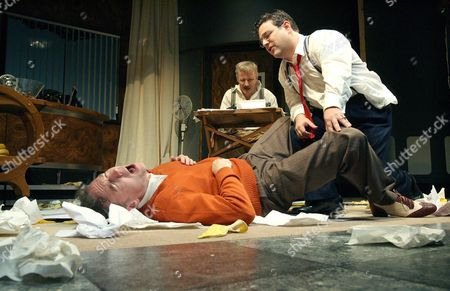 Editorial picture of 'Moonlight and Magnolias' at the Tricycle Theatre, London, Britain - 26 Sep 2007