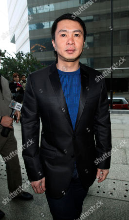 "Ronald Singson Philippine Rep. Ronald Singson, the son of Luis ""Chavit"" Singson, a provincial governor in the Philippines, arrives at the Hong Kong's District Court, . A final testimony started Thursday against Singson who was allegedly caught with cocaine at the Hong Kong airport in last July"