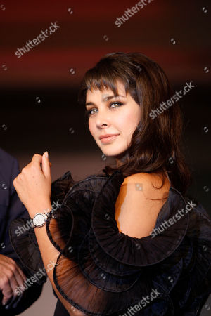 Lisa Ray Rado brand Ambassador actress Lisa Ray displays a Rado watch from the 'centrix' collection at its unveiling in New Delhi, India, . The collection starts at Rs. 34,000 (US $773