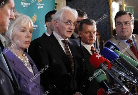 Editorial photo of Ireland Government Crisis, Dublin, Ireland