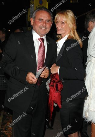 Frank Lampard Snr and wife Pat