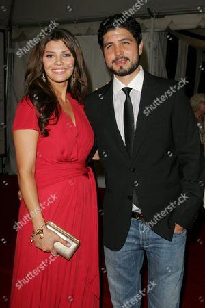 Ali Landry and Alejandro Gomez Monteverde