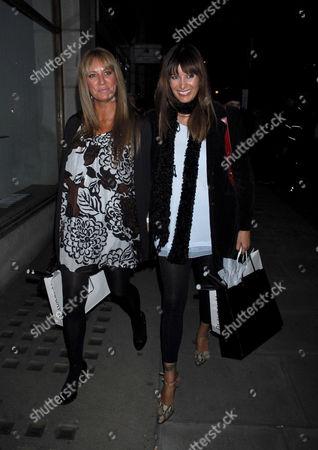 Catalina Guirado and Sarah Bosnich
