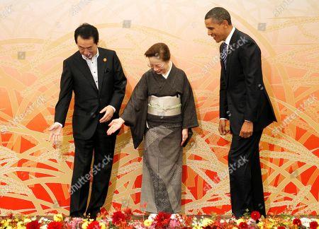 Editorial picture of Japan Obama Asia APEC Summit, Yokohama, Japan