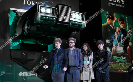 Editorial picture of Japan The Green Hornet, Tokyo, Japan