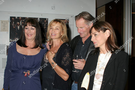 Anjelica Huston, Jessica Lange, Sam Shepard, Joan Juliet Buck