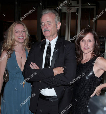 Heather Graham, Bill Murray and Molly Shannon