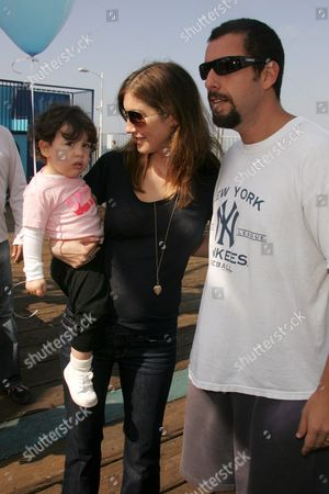 Editorial photo of Kinerase Skincare Celebration to benefit the EV Medical Research Foundation, Santa Monica  Pier, Los Angeles, America - 29 Sep 2007