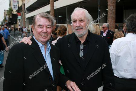 Alan Ladd Jr. and Robert Towne