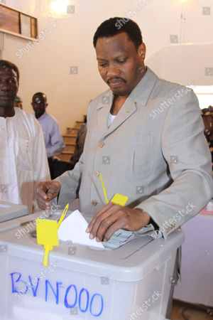 Editorial photo of Niger Election, Niamey, Niger