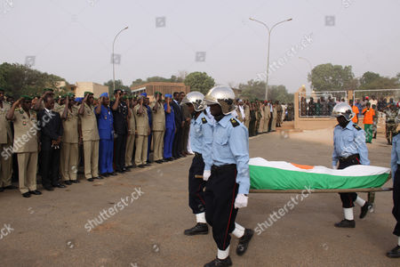 Editorial photo of Niger Kidnapping, Niamey, Niger