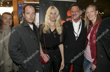 Editorial image of NRJ Cine Awards, Paris, France - 01 Oct 2007