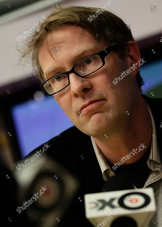 Luke Harding Luke Harding, the Guardian's Moscow-based correspondent, speaks during his interview to Echo Moskvy (Echo of Moscow) radio station in Moscow, Russia, . Harding returned a week after Russia denied him entry, sparking a flare-up of tensions, but the newspaper said Monday it was unclear how long he would be allowed to stay. Russian Foreign Minister Sergei Lavrov has said Harding violated accreditation rules but would be allowed to continue his work until May