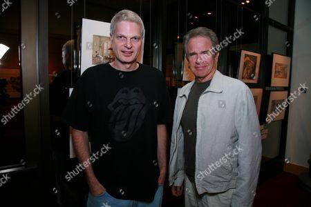 Steve Bing and Warren Beatty