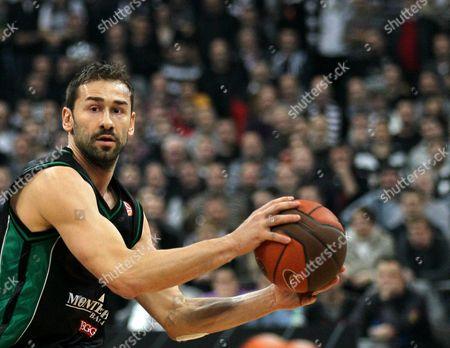 Editorial photo of Serbia Basketball Euroleague, Belgrade, Ser