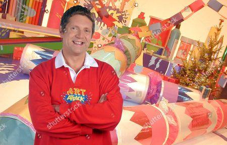 'Art Attack' - 2005 Neil Buchanan, TV Presenter