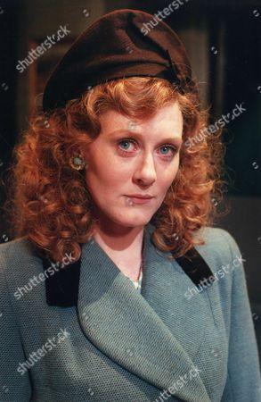 Sarah Lancashire as Coral Atkins in 'Seeing Red' - 2000