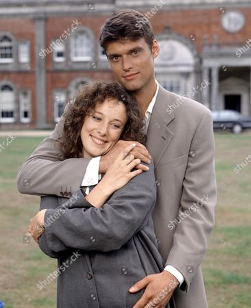 Stephen Billington and Kate Byers in 'The Man Who Made Husbands Jealous' - 1997
