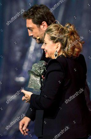 Editorial image of Spain Goya Awards, Madrid, Spain