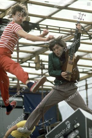 Editorial image of The Ruisrock music festival, Turku, Finland - 1978.