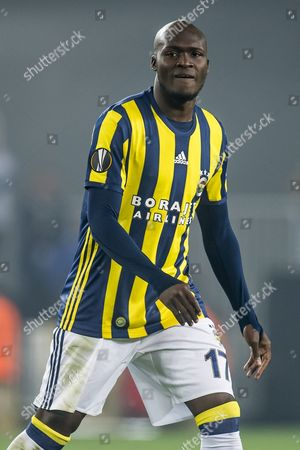 Moussa Sow of Fenerbahce