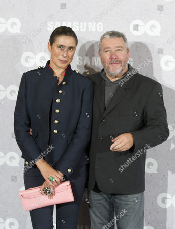 Jasmine Abdellatif and Philippe Starck
