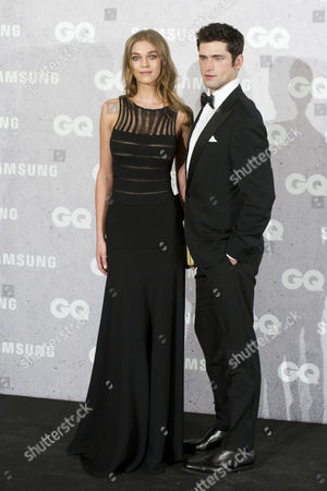 Samantha Gradoville and Sean O'Pry