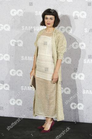 Stock Photo of Sara Rivero
