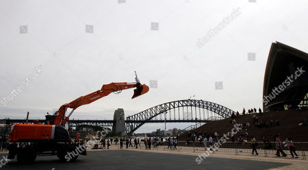 Editorial picture of Australia Dance, Sydney, Australia